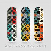 Skateboard Set. Energy