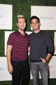 LOS ANGELES - OCT 7:  Lance Bass at the Club Tacori 2014 at Hyde on October 7, 2014 in West Hollywood, CA