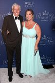 LOS ANGELES - OCT 8:  Dick Van Dyke, Arlene Van Dyke at the Princess Grace Foundation Gala 2014 at Beverly Wilshire Hotel on October 8, 2014 in Beverly Hills, CA