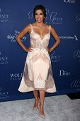 LOS ANGELES - OCT 8:  Eva Longoria at the Princess Grace Foundation Gala 2014 at Beverly Wilshire Hotel on October 8, 2014 in Beverly Hills, CA