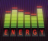 Energy Concept.