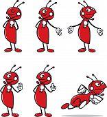 Ant Mascot