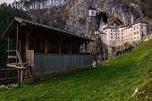 Predjama Castle, Europe, Slovenia