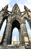 Edinburgh, Scotland, Scott Monument
