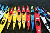 Color Canoes