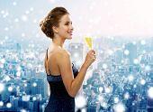 image of sparkling wine  - drinks - JPG