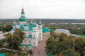 Trinity Monastery In Chernihiv, Ukraine