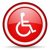 wheelchair web icon