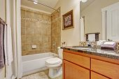 foto of tub  - Bathroom interior - JPG