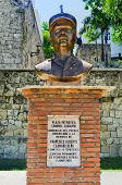 Bust Of Francisco Alberto Caamano Deno, Santo Domingo, Dominican Republic