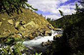 Wild Alaska river