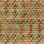 pic of parallelepiped  - Retro pattern of geometric shapes - JPG
