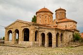 Saint Naum Monastery In Macedonia