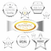 Best Choice Sign Tags Badges Collection