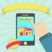Buy House Online Through Phone
