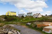 Peggy's Cove Houses