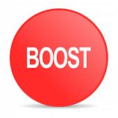 boost web icon