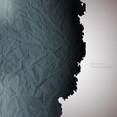 eps10 vector torn edges old vintage paper concept background