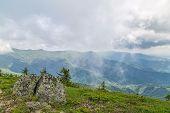 picture of serbia  - Midzhur Peak in the background  - JPG