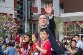 Eric Garcetti, Los Angeles Mayor