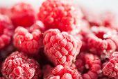 Frozen Raspberry Berries