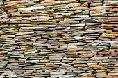 Stack Of Stone Pattern