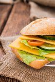 Cheddar Cheese Sandwich