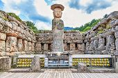 Big Or Giant Buddha Statue In Korea