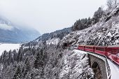 Glacier Express, Switzerland