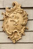 Baroque Cartouche
