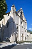 Sanctuary of Saint Maria in Rivotorto. Umbria.