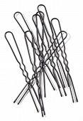 Black Hairpins