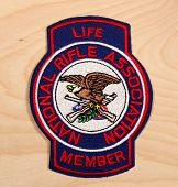 National Rifle Association Patch