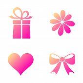 Happy Valentine Icons