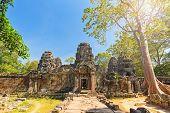 Ankor Thom. Siem Reap. Cambodia