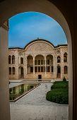 Traditional Iran palace