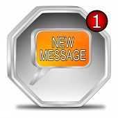 new Message Button