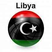 pic of libya  - State flag of Libya - JPG
