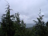 Rainy Ocean