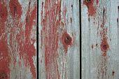Pintura y madera vieja