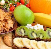 foto of curd  - Healthy food - JPG