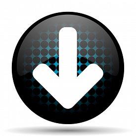 stock photo of arrow  - download arrow icon arrow sign - JPG