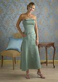 Mint Evening Gown