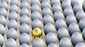 Non Conforming Easter Egg