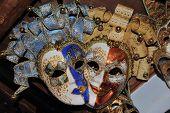 Beautiful Venetian Masks