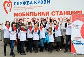 Donors Volunteers