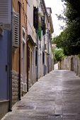 Calle en Mali Losinj