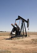 oil pump in Texas