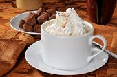 Hot Chocolate And Truffles
