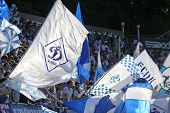 Fc Dynamo Kiev Team Supporters